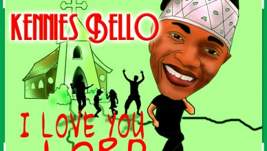 Kennies Bello - I love you Lord