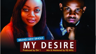 Judyth King - My Desire Ft. Amadin
