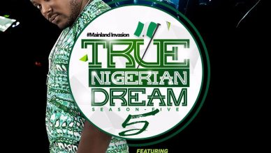 DJ Baddo - True Nigerian Dream Mix Vol 5