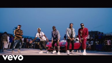 D'banj - Issa Banger Ft. Slimcase, Mr Real