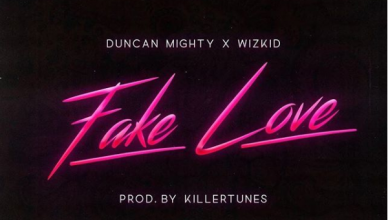 StarBoy - Fake Love Ft. Duncan Mighty & Wizkid