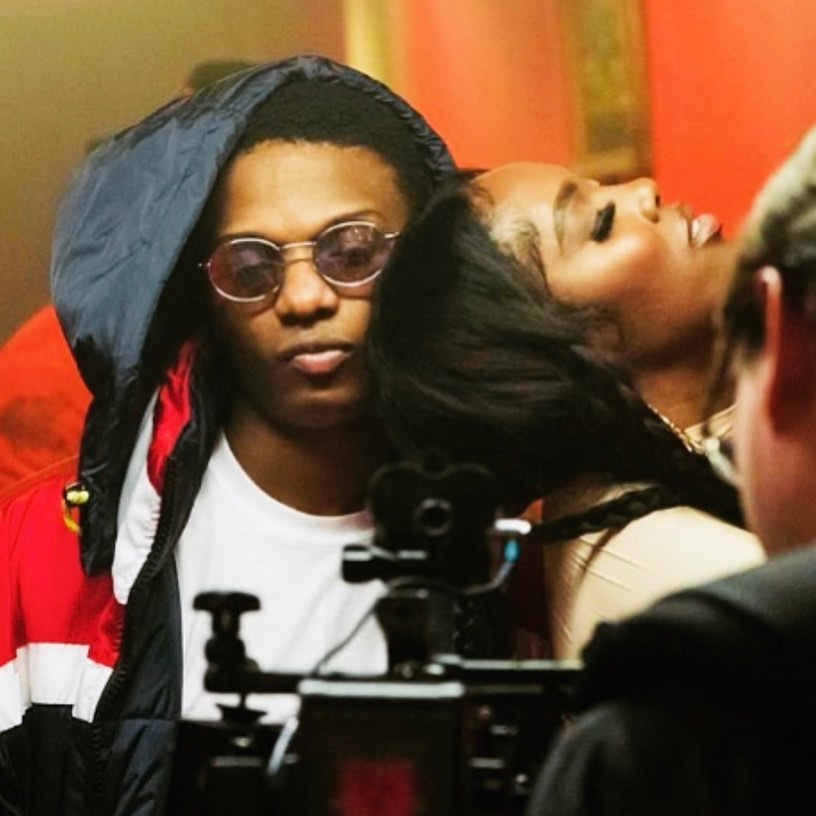 DJ Spinall Ft  Wizkid X Tiwa Savage – Dis Love (BTS)